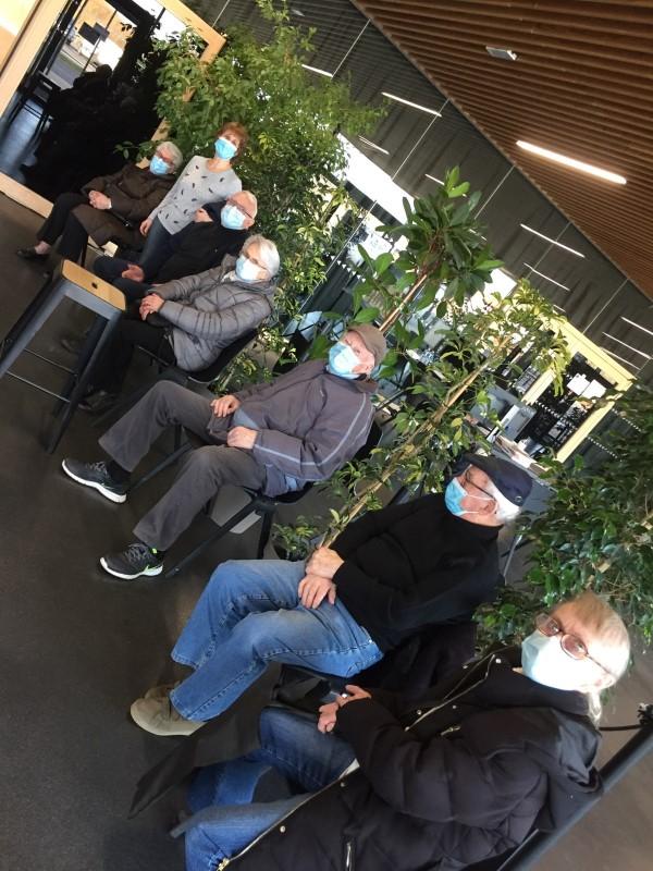 Vaccination des aînés de Précy-sur-Marne