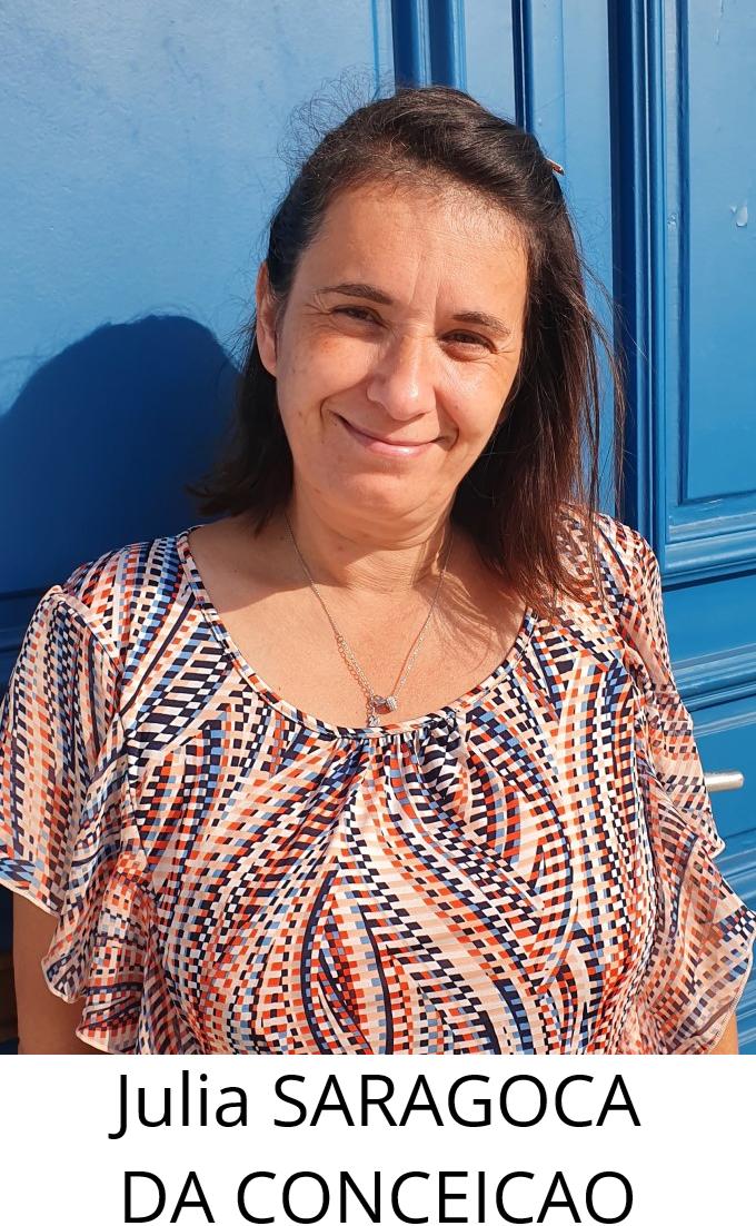Julia SARAGOCA DA CONCEICAO