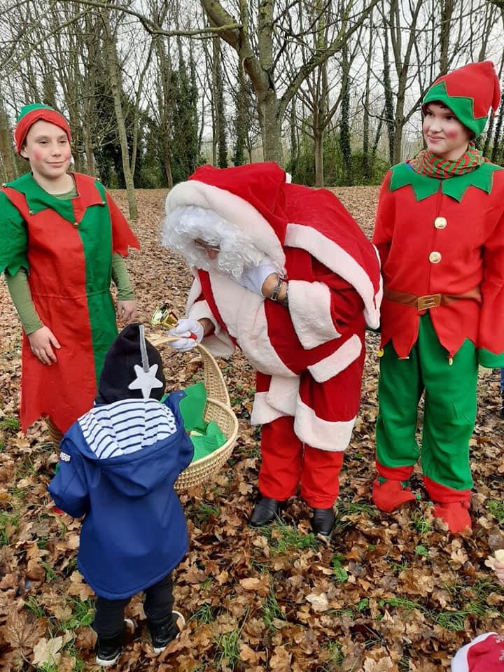 Précy mon village - Photo de Noël