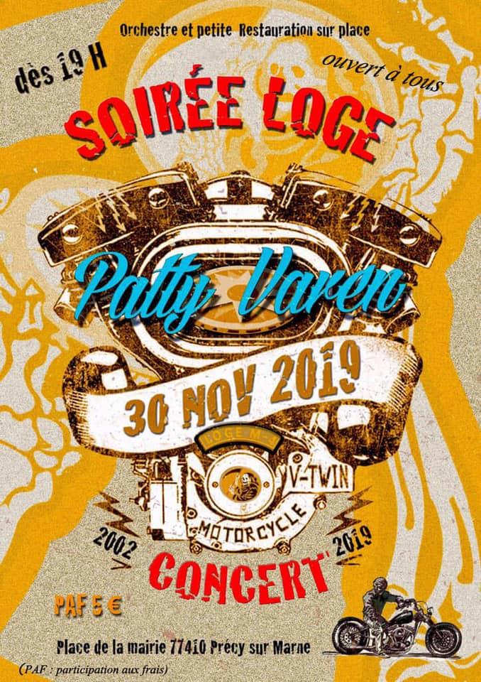 Association de Précy-sur-Marne La Loge M4 - Concert
