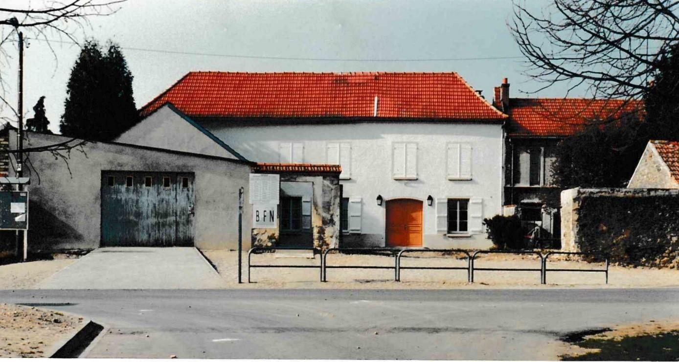 La Mairie de Précy